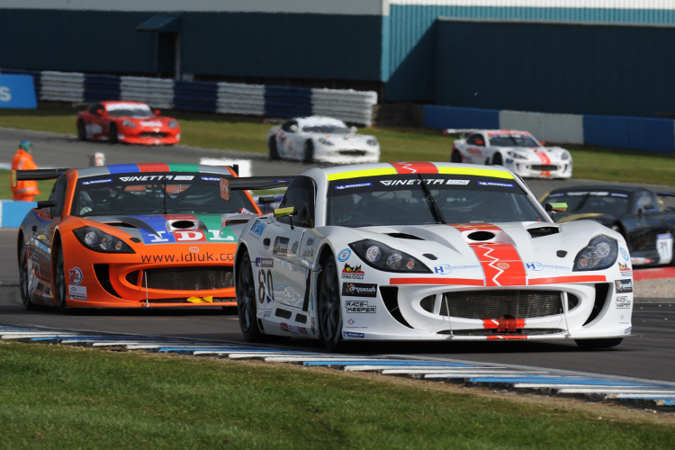 Race 33: Reigning G50 Champion Tom Ingram Takes His First Outright Victory