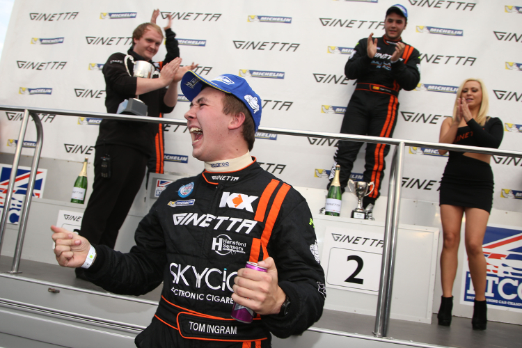 Race 77: Emotions Run High As Tom Ingram Secures The 2013 Title
