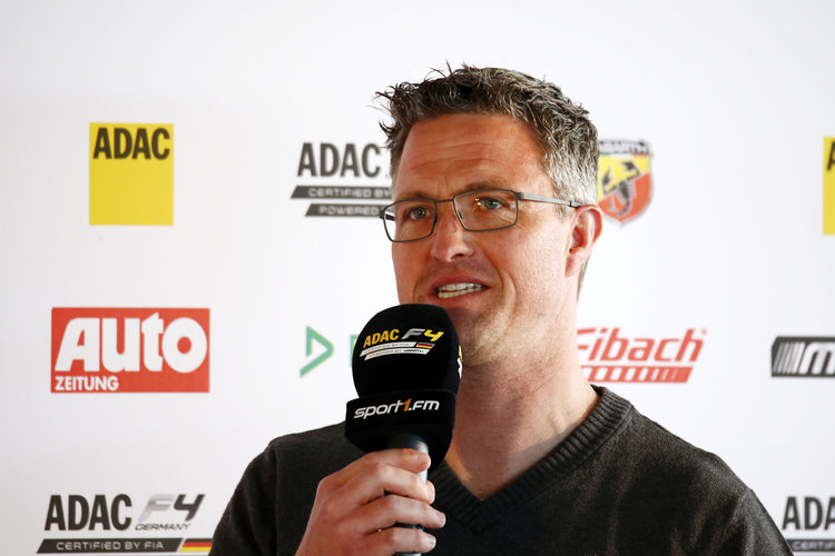 """Racing Checkered Flag >> Ralf Schumacher: """"Joey is the Favourite, but Mick Can ..."""