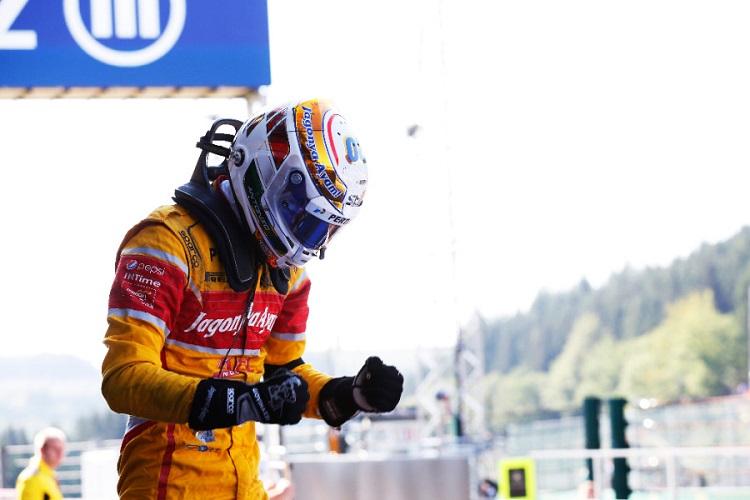 Antonio Giovinazzi - Credit: Theodore Racing/Prema Racing