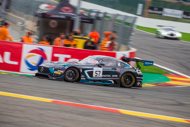 Blancpain 24 Hours of Spa 06992