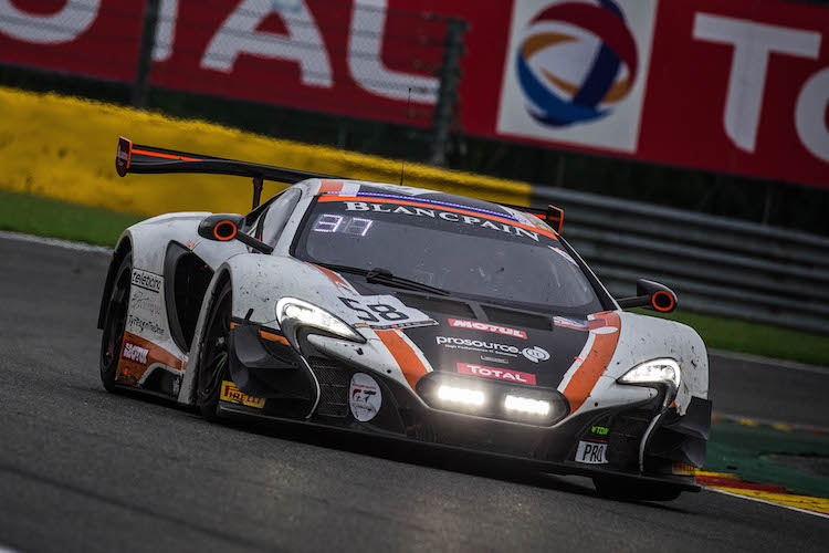 Blancpain 24 Hours of Spa 09303