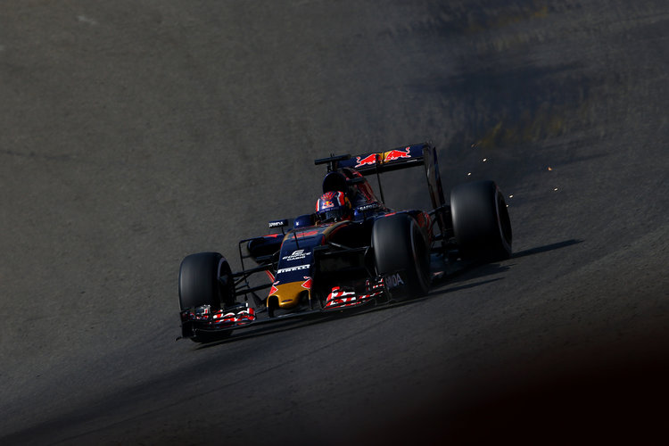 Daniil Kvyat - Credit: Dan Istitene/Getty Images