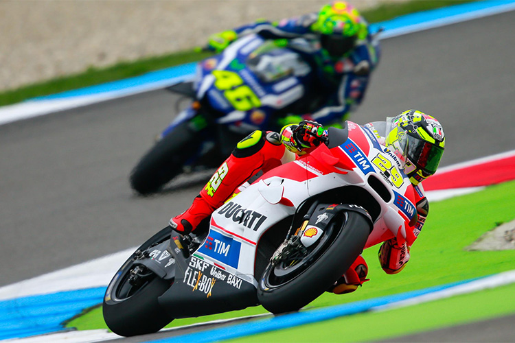 Ducati Team confident ahead of Red Bull Ring battle - MotoGP - The Checkered Flag