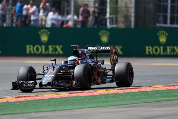 Boullier discusses McLaren's chances at Monza