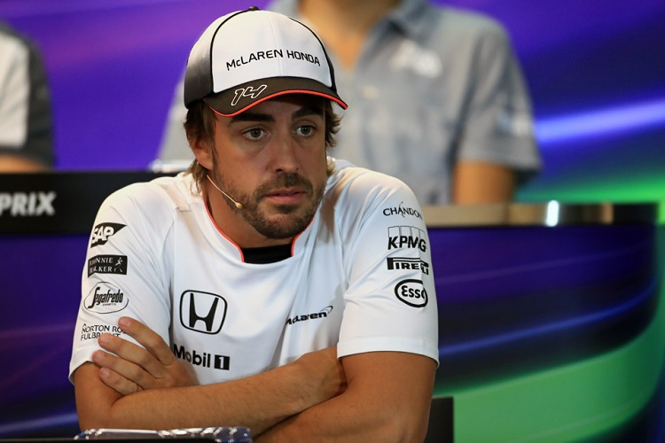 Fernando Alonso - Credit: Octane Photographic Ltd
