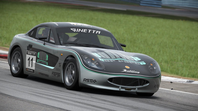 Win The Competition And You Can Race Ginetta's In Style On Project Cars