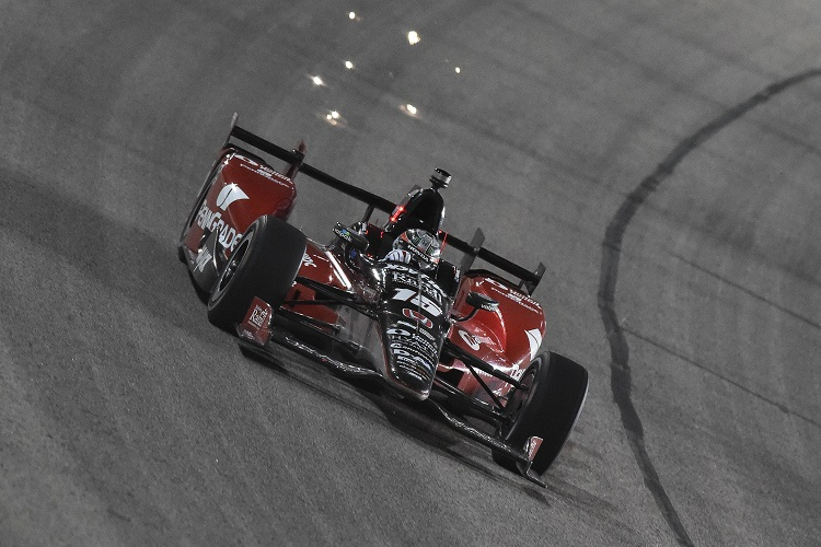 Graham Rahal - Credit: Chris Owens / IndyCar