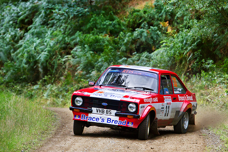 Jonathan Brace Enough Said Rallying