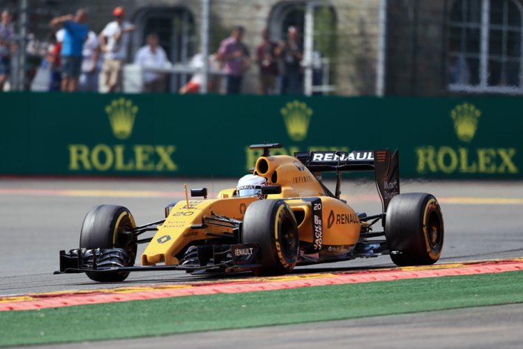 Kevin Magnussen talks ahead of the Italian Grand Prix - Credit: Octane Photographic Ltd