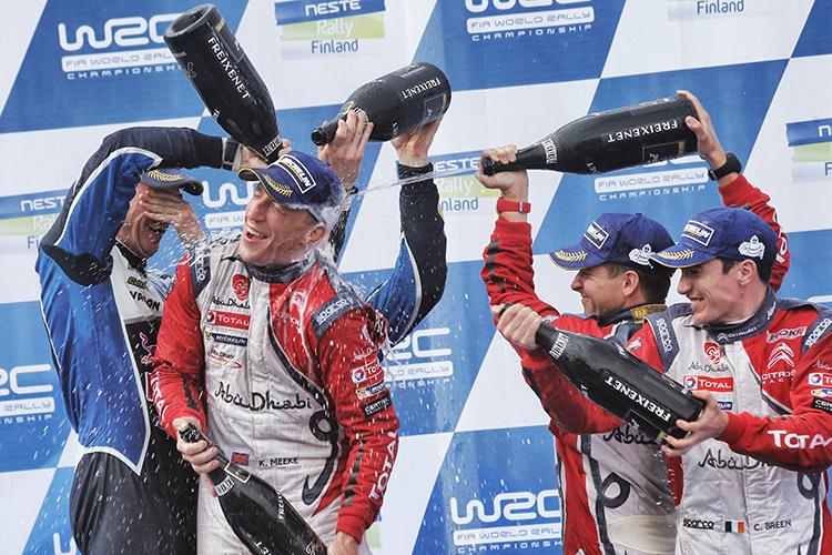 Credit: @World Photography/Citroen Racing Media