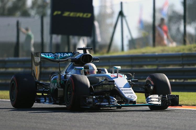 Lewis Hamilton - Credit: Octane Photographic Ltd