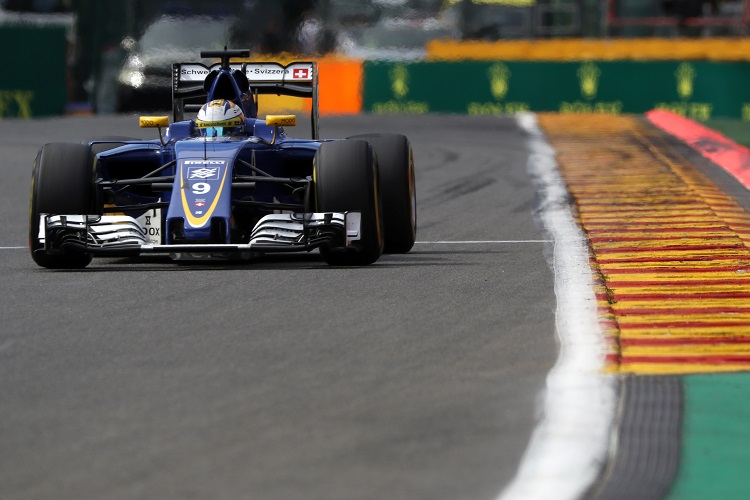 Marcus Ericsson - Credit: Sauber Motorsport AG