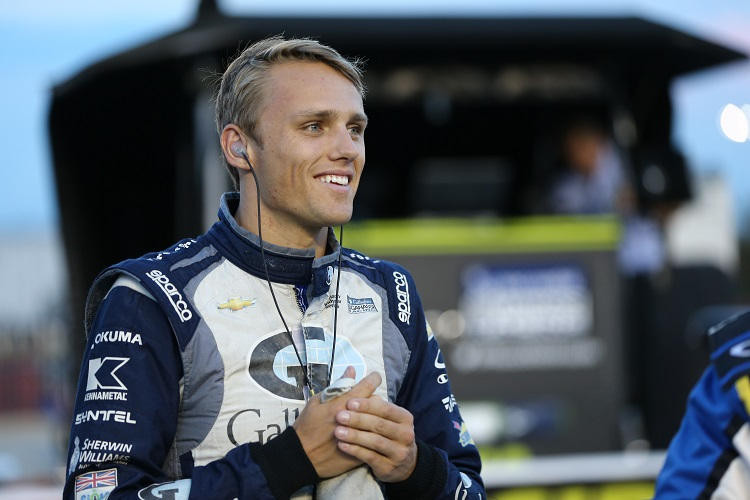 Max Chilton - Credit: Chris Jones / IndyCar