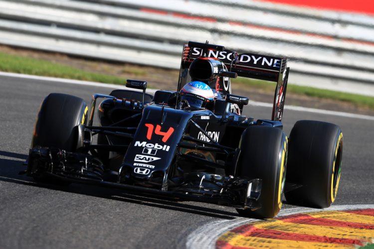 F1: Jenson Button making way for Stoffel Vandoorne at McLaren