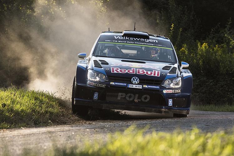 Michelin Pilot Sport 2016 Rallye Deutschland Ogier 2015
