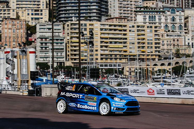 Credit: McKlein/M-Sport World Rally Team