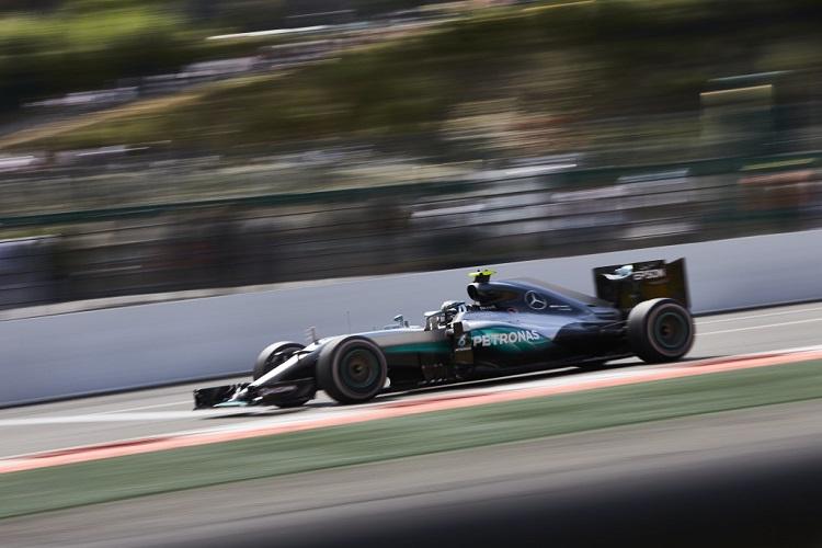 Nico Rosberg - Credit: Mercedes AMG PETRONAS Formula One Team