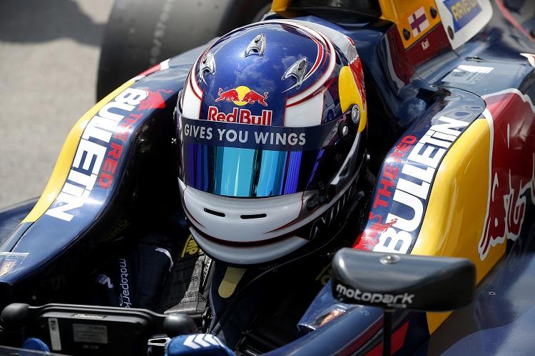 Niko Kari - Credit: FIA Formula 3 European Championship / Thomas Suer
