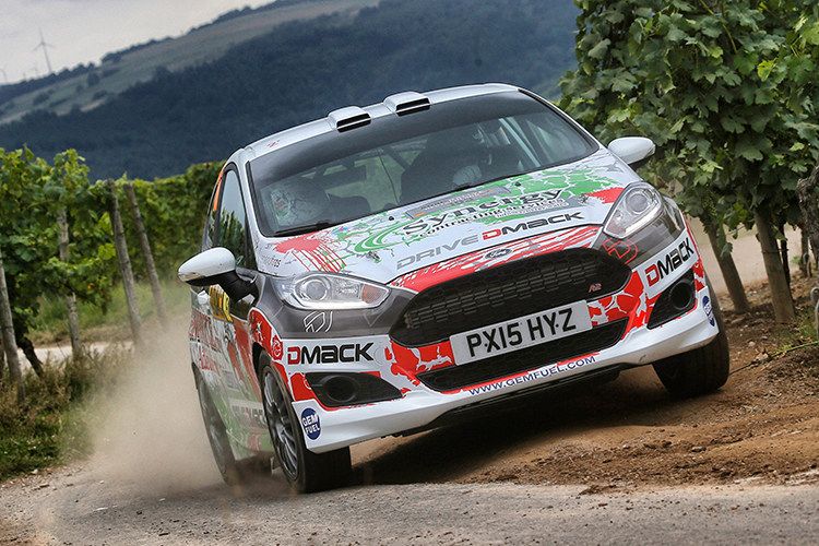 Credit: @World Photography/Drive DMACK Fiesta Trophy