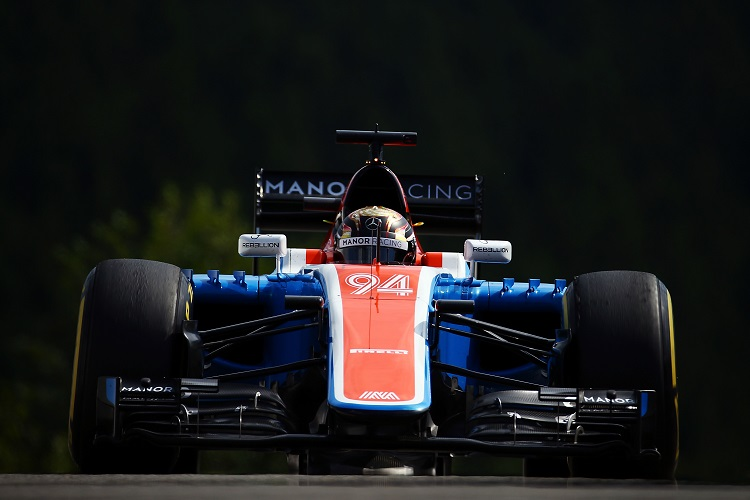 Pascal Wehrlein - Credit: Manor Racing