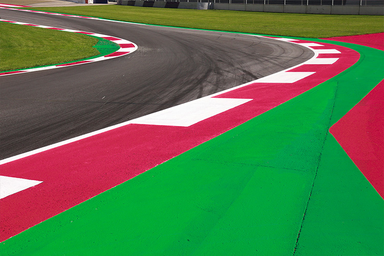 Circuit Changes At Red Bull Ring Ahead Of Motogp Weekend The