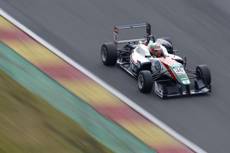 Sam Macleod - Credit: FIA Formula 3 European Championship