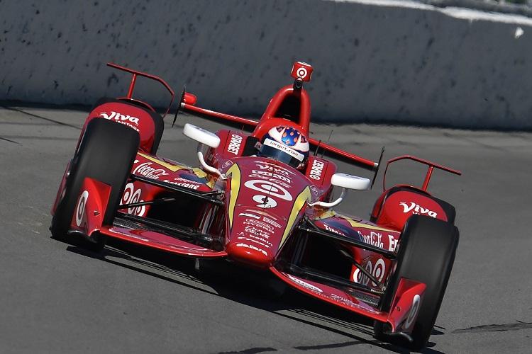 Scott Dixon - Credit: Chris Owens / IndyCar