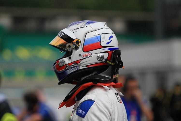 Sergey Sirotkin - Credit: Octane Photographic Ltd