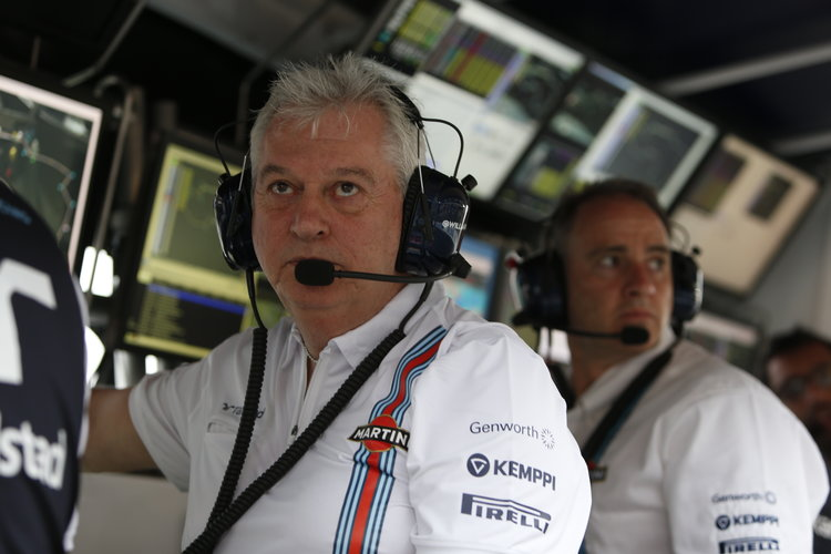 Albert Park, Melbourne, Australia. Saturday 15 March 2014. Pat Symonds, Chief Technical Officer, Williams F1. World Copyright: Glenn Dunbar/LAT Photographic. ref: Digital Image _FER4682. Credit: Williams Martini Racing