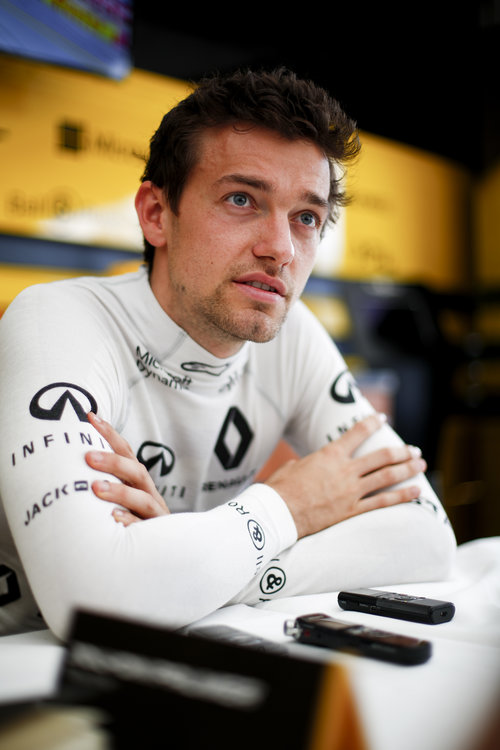 PALMER Jolyon (gbr) Renault F1 RS.16 driver Renault Sport F1 team ambiance portrait during the 2016 Formula One World Championship, Grand Prix of Monaco from on May 25 to 29 ,in Monaco - Photo Frederic Le Floc'h / DPPI. Credit: Renault Sport F1