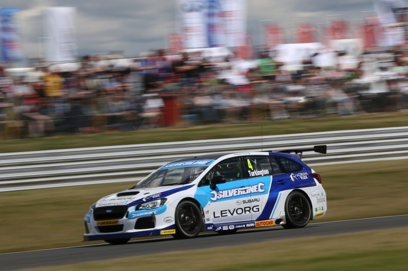 FIFTH: Turkington has claimed three wins in three meetings