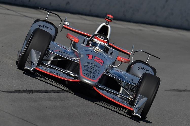 Will Power - Credit: Chris Owens / IndyCar