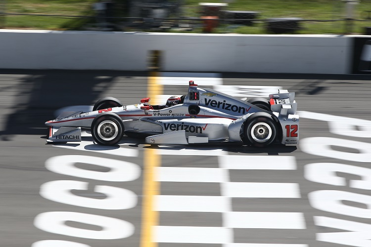 Will Power - Credit: Chris Jones / IndyCar