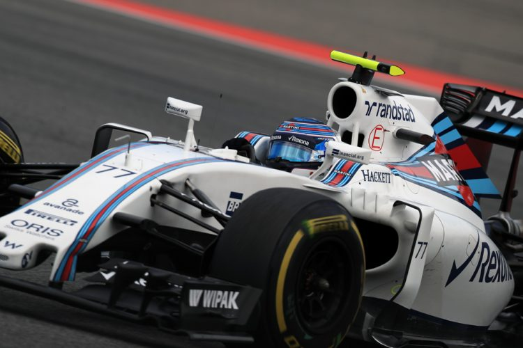 Claire Williams talks about the improved form of Valtteri Bottas (Credit: Octane Photographic Ltd)