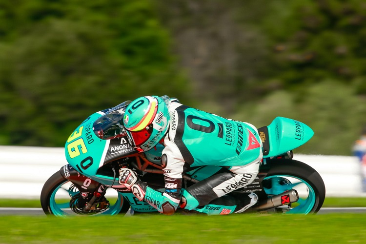 Joan Mir - Photo Credit: MotoGP.com