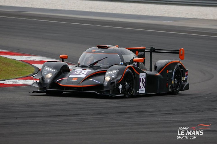 Ginetta and PRT Racing win for the first time in Asian Le Mans Sprint Cup