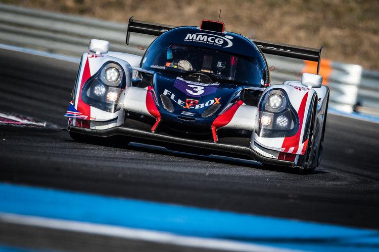 Car #3 / UNITED AUTOSPORTS / USA / Ligier JS P3 - Nissan - ELMS 4 Hours of Le Castellet - Circuit Paul Ricard - Le Castellet - France