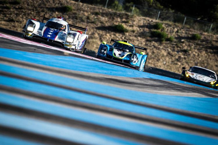 Car #21 / DRAGONSPEED / USA / Oreca 05 - Nissan / Henrik Hedman (SWE) - ELMS 4 Hours of Le Castellet - Circuit Paul Ricard - Le Castellet - France