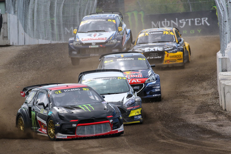 2016 FIA World Rallycross Championship / Round 07, Trois Rivieres, Canada / August 05-07, 2016 // Worldwide Copyright: Colin McMaster/Monster/McKlein