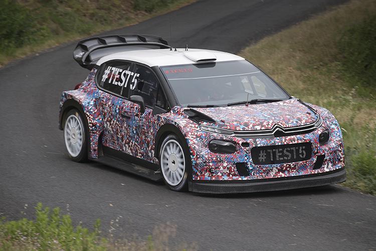 Credit: Citroën Racing Media