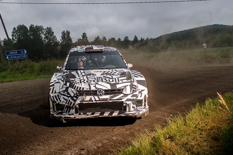 Credit: Jaanus Ree/Volkswagen Motorsport