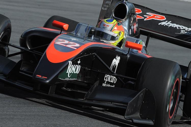 Vitor Baptista - Credit: Formula V8 3.5