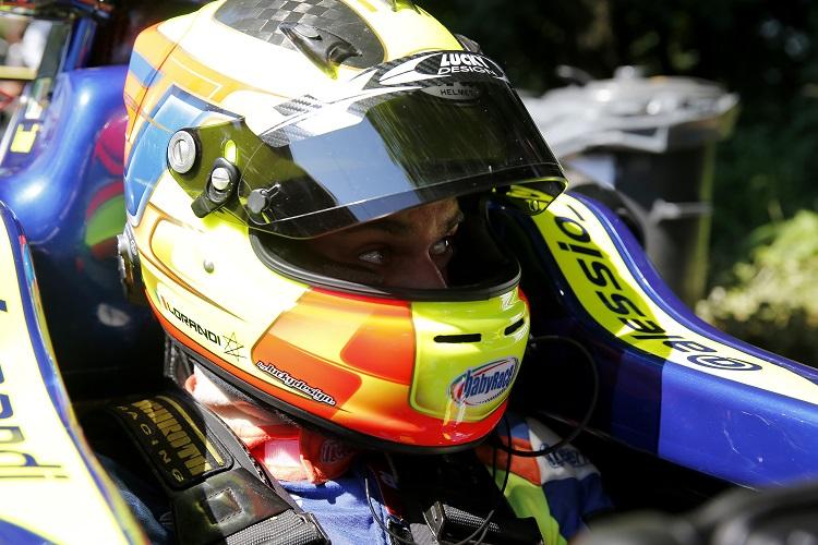 Alessio Lorandi - Credit: FIA Formula 3 European Championship