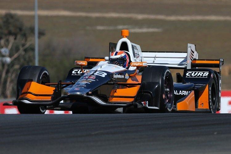 Alexander Rossi - Credit: Joe Skibinski / IndyCar