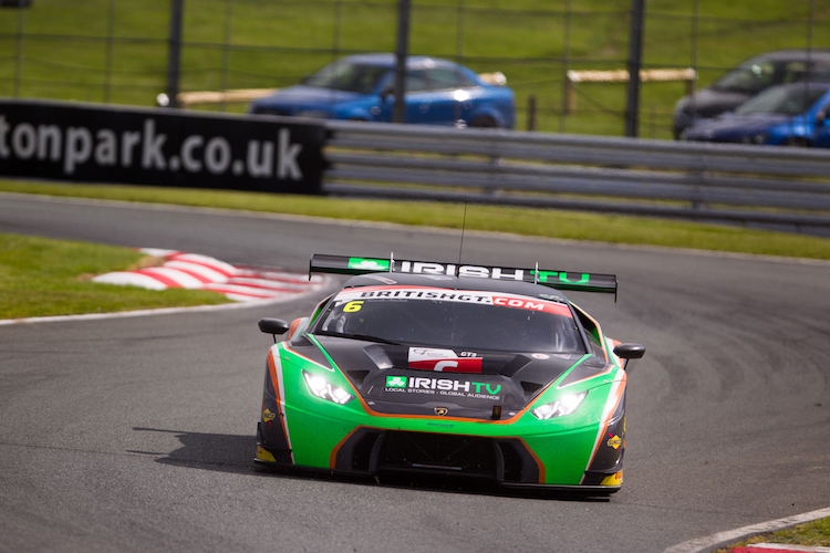 Barwell will need both cars to be on song to claim the teams title (Credit: Nick Smith/TheImageTeam.com)