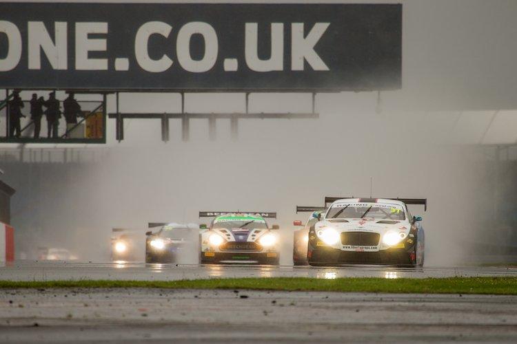Silverstone British GT