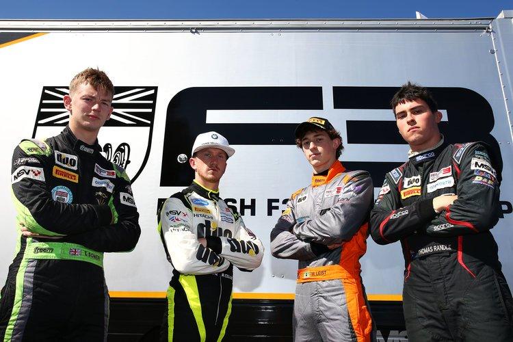Credit: BRDC British F3 Championship