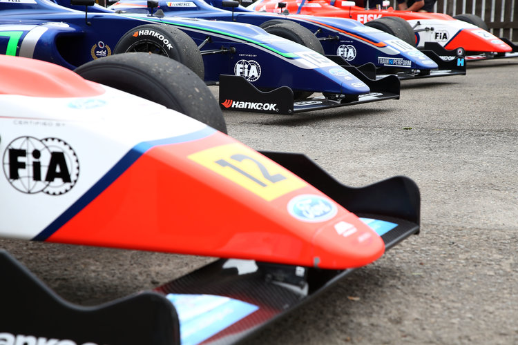 Ford British Formula 4 Credit: Jakob Ebrey Photography