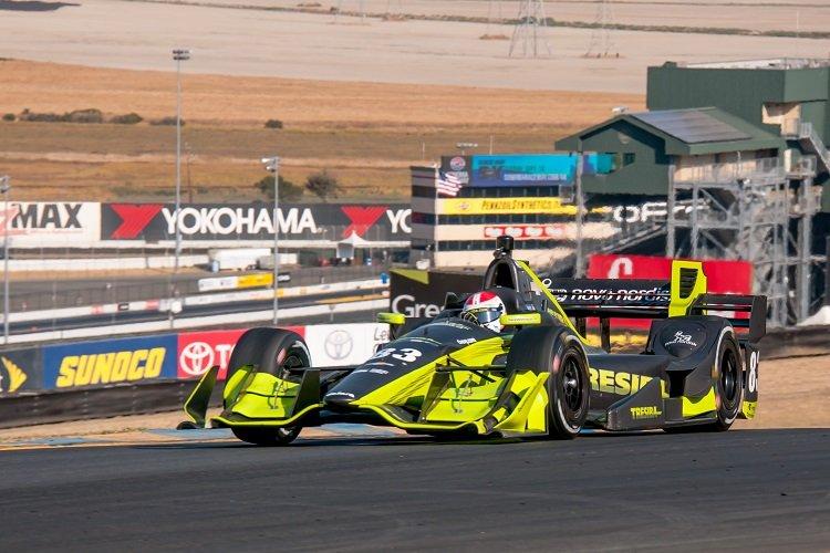 Charlie Kimball - Credit: Mike Finnegan / IndyCar